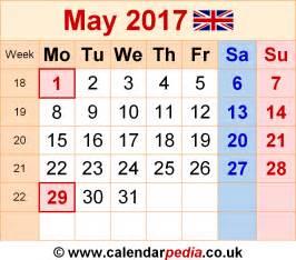 Calendar 2017 Excel Uk Days Of The Week Template Excel Calendar Template 2016