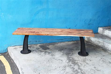 industrial style bench gone industrial style bench flickr photo sharing