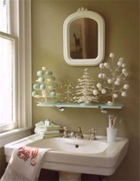 decorating the bathroom for christmas cute bathroom decorating ideas for christmas family