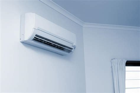 image of wall mounted air conditioning unit freebie