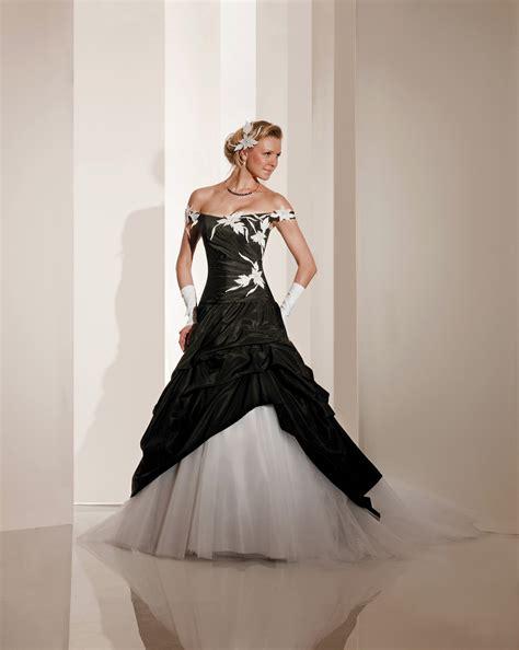 Robe De Mariée Noir Et Blanc Pronuptia - robe de mari 233 e venise boutique mariage 224 creil