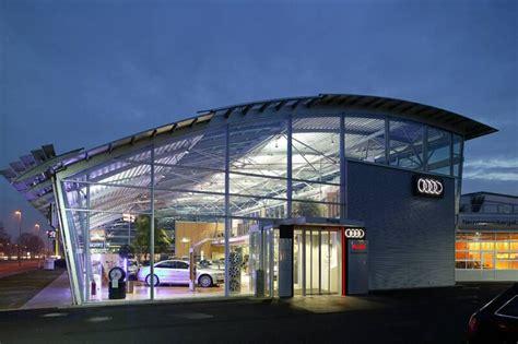 Audi Center Stuttgart by Audi Showroom Masterplanung Module A B B