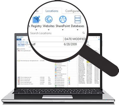 Data Search Sensitive Data Discovery Software Tools