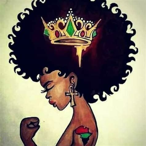 black queen confidence women by choice global llc