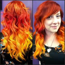 reddish orange hair color pravana vivids talk about quot on quot