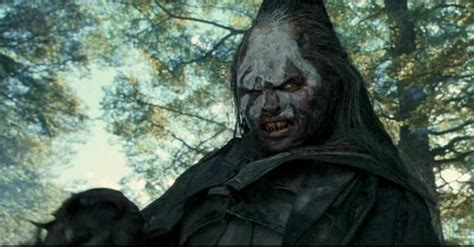 Bowed Window azog from hobbit vs lurtz from fellowship of the ring
