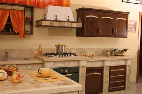 cucina in muratura immagini cucina in muratura di iacoangeli