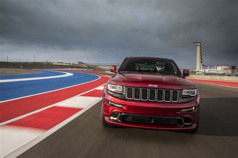 Jeep Grand Srt 0 60 How Fast Is The New 2014 Jeep Grand Srt From 0 60