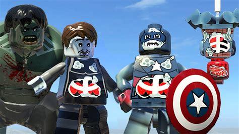 emuparadise lego marvel superheroes зомби мстители lego marvel super heroes youtube