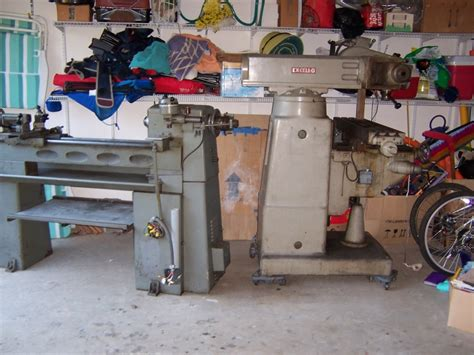 Garage Lathe by Mill And Lathe