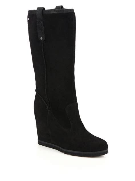 ugg wedge boots ireland