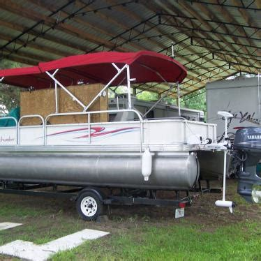 used pontoon boats ri beachcomber pontoon boat 2006 for sale for 22 900 boats