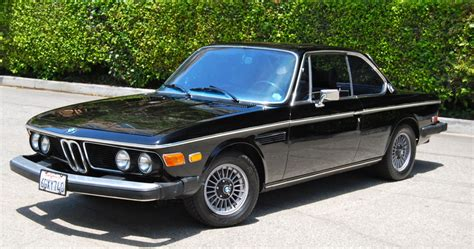 1974 bmw 3 0 cs 5 speed german cars for sale