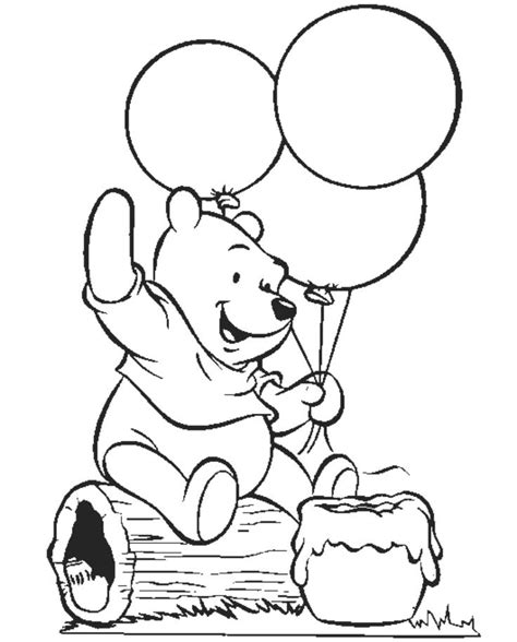 coloring pages balloon boy boy with balloon coloring page alltoys for