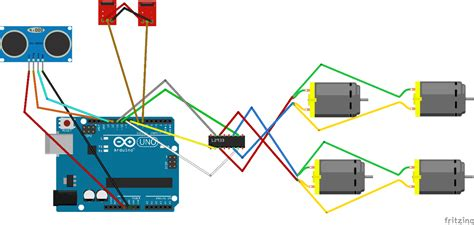 How To Arrange Room arduino based obstacle avoiding vacuum cleaner robot