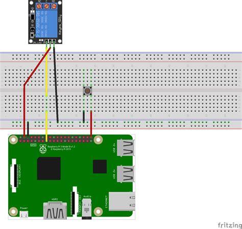 raspberry pi relay tutorial wiring diagrams wiring diagrams