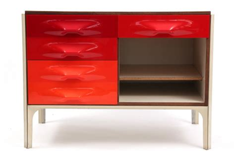 Raymond Loewy Furniture by Raymond Loewy Df 2000 Chest Modern Furniture
