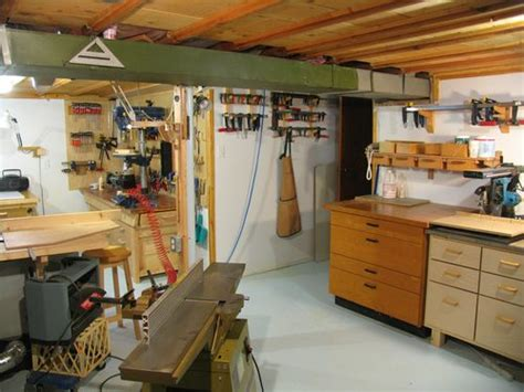 basement workshop plans my basement workshop 2009