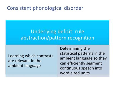 pattern recognition disorder sl6003 3 1 underlying deficits and diagnosis 2012