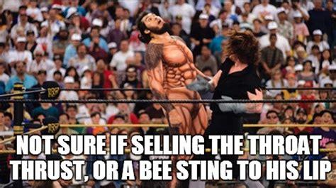 Wrestlemania Meme - wrestlemania ix memes