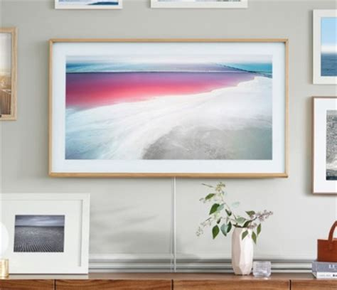 Samsung Frame Tv Samsung Launches Qled Tvs In India Showcases An Innovative Tv As Well Techtree