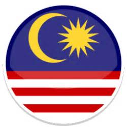 Balon Sablon Custom Logo Bendera malaysia icon world flags iconset custom icon design