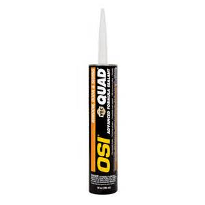 caulk colors shop osi 10 oz various colors paintable solvent based