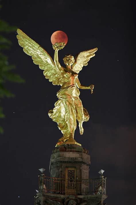 el ngel de la el angel de la independencia de mexico de oro y bronce