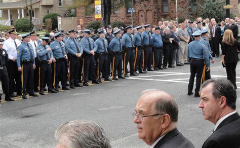 lawmen pennsauken nj hundreds turn out for mclaughlin norcross memorial in