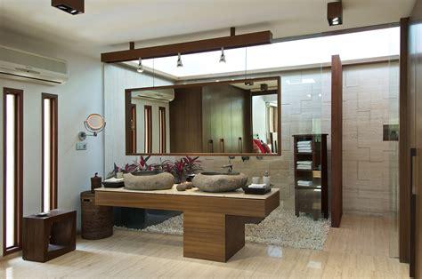 timeless contemporary house  india  courtyard zen