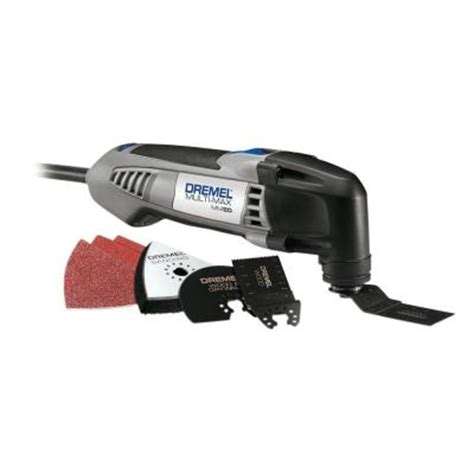 Dremel Home Depot by Dremel 2 3 Corded Multi Max Oscillating Tool Kit Mm20