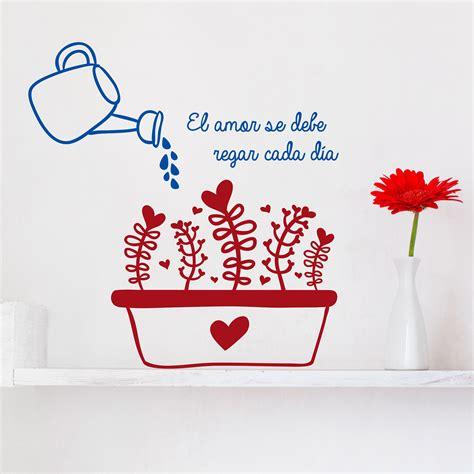 Pick Color by Planta De Amor Vinilos Decorativos Adhesivos