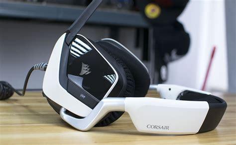 Headset Gaming Corsair Void Rgb Usb Gaming Headset Diskon corsair void pro rgb usb gaming headset review play3r