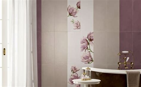 floral bathroom tiles bathroom tiles flower design modern bathroom tile designs