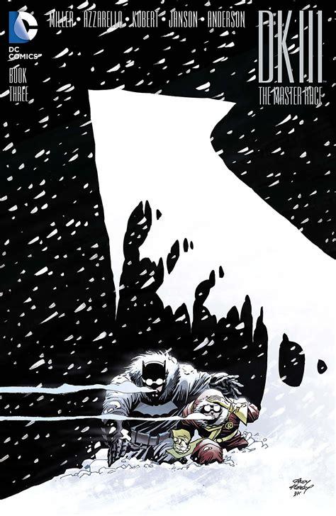 batman dark knight iii dark knight 3 s master race shows batman their power ign