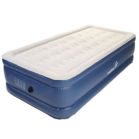 amazon air bed amazon com ivation inflatable twin air bed double