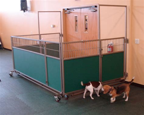pet room dividers day care room dividers by mountain pet products