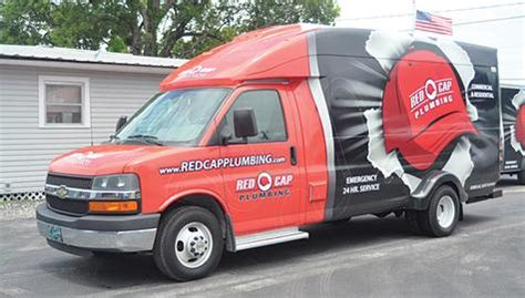 Hats off to Red Cap Plumbing