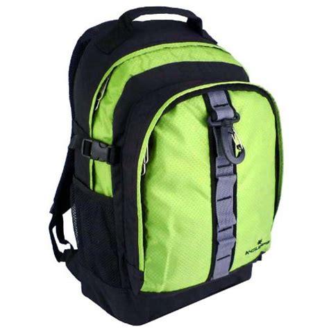 galleon k cliffs green student school book bag outdoor