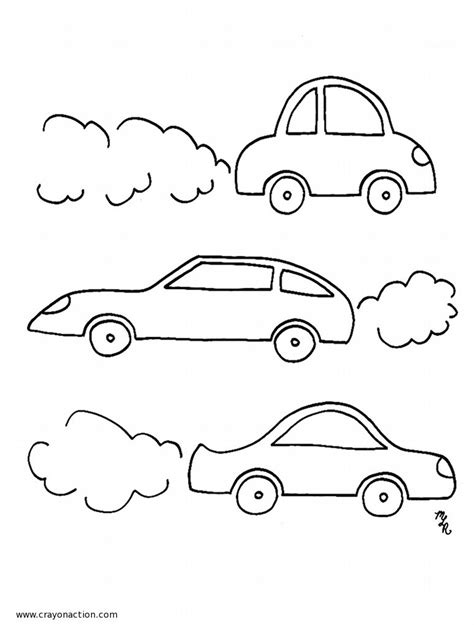 Free Coloring Pages Of Cars For Kids Vehicles Coloring Pages