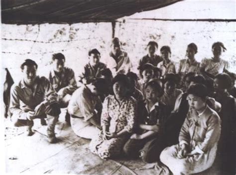 comfort women korea japanese prisoners of war interrogation on prostitution