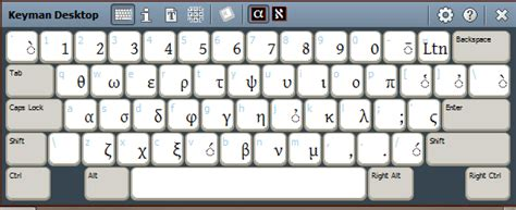 keyboard layout greek polytonic biblical studies and technological tools typing unicode