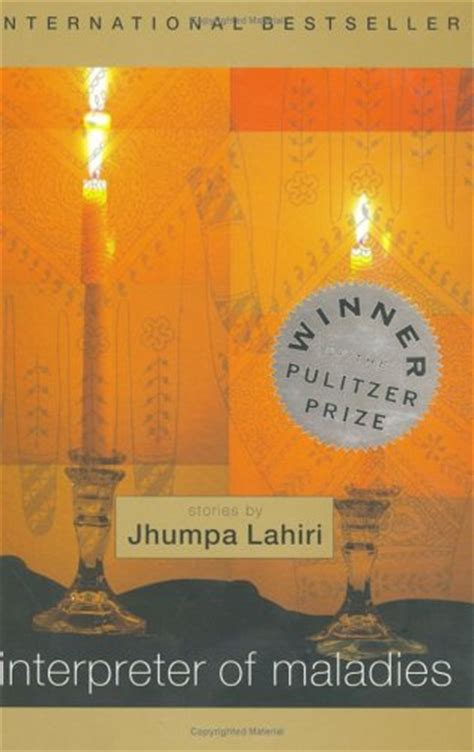 0006551793 interpreter of maladies stories interpreter of maladies by jhumpa lahiri teen ink