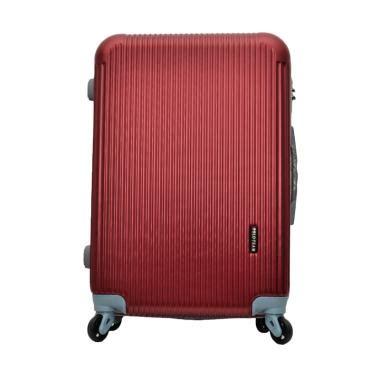 Perkasa Merah Isi 24 jual polo team 030 hardcase kabin tas koper merah 24 inch harga kualitas terjamin