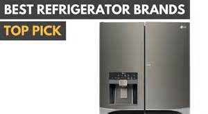 what is the best brand for kitchen appliances best refrigerator brands