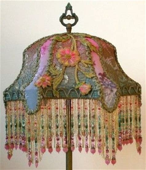 bohemian style l shades bohemian pink and teal beaded beehive lshades