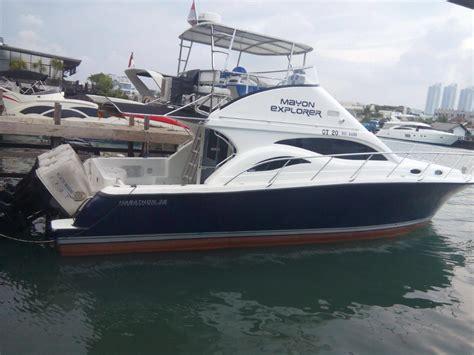 charter boat bali mayon explorer
