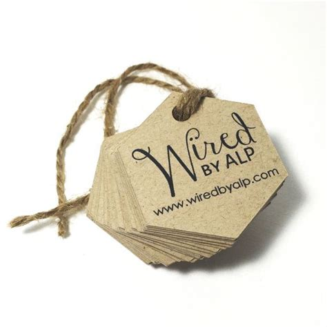 customize tags best 25 jewelry tags ideas on
