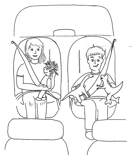 Coloring Pages Of Be Safe Coloring Home Belt Of Coloring Page