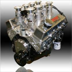 427 small block chevy inglese efi gas engine